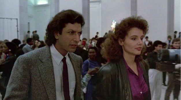 jeff goldblum seth brundle and geena davis WGTC Weekly Throwdown: What Is The Most Messed Up Relationship On Film?