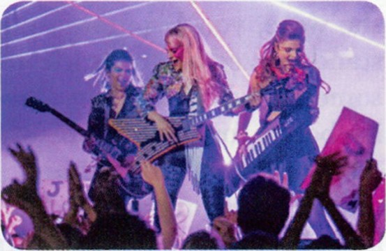 New Image Lands For Jem And The Holograms