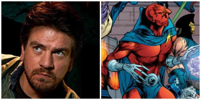 Supergirl Casts Constantine Actor As Jemm, Son Of Saturn
