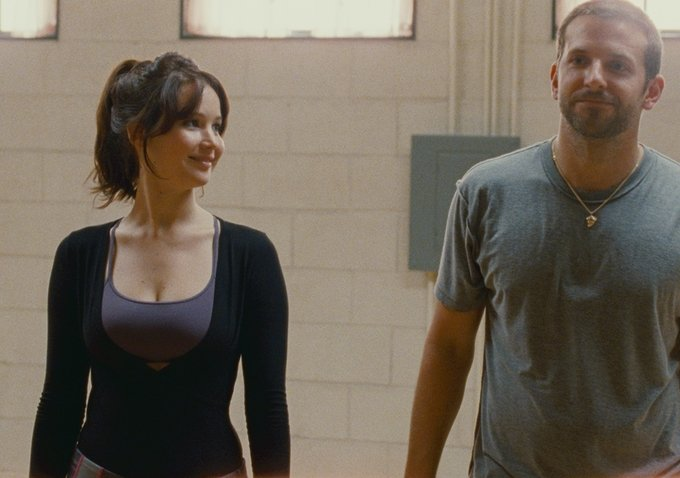 Bradley Cooper On The Upswing In Second Silver Linings Playbook Trailer
