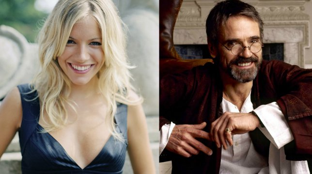 Sienna Miller And Jeremy Irons Join Ben Wheatley's High Rise