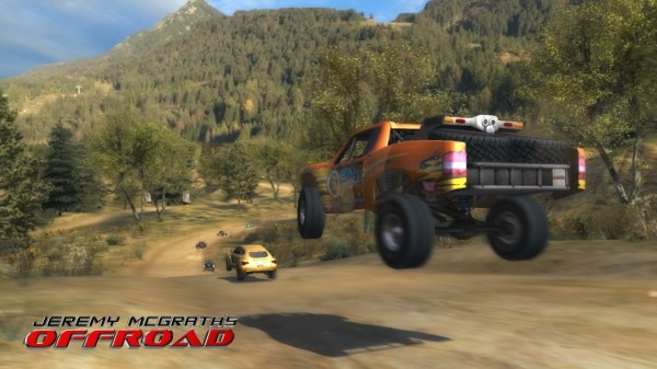 Jeremy McGrath's Offroad Brings Rally Racing To XBLA & PSN