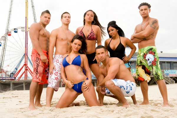 jersey shore season 4 cast. The season is off to a great