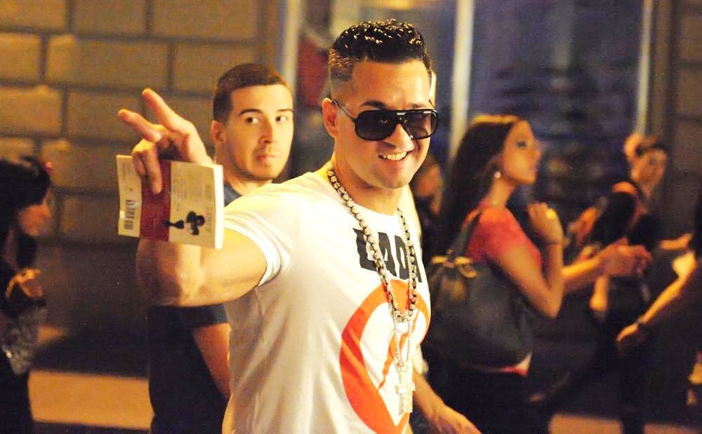 Is The Situation The Next One To Leave Jersey Shore?