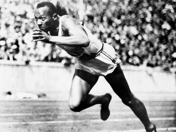 Jesse Owens, 1936 Olympic Runner, Will Get A Disney Biopic