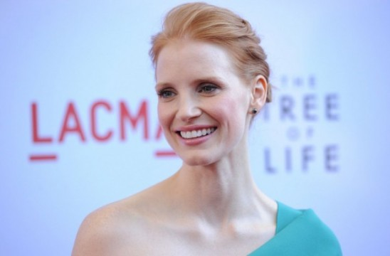Jessica Chastain Is The Darling