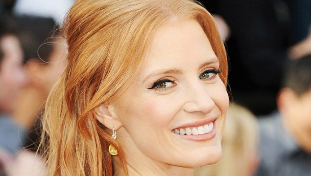 Roundtable Interview With Jessica Chastain On Mama