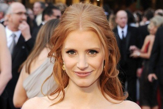 Jessica Chastain Has Met With Marvel, But Not For Captain Marvel