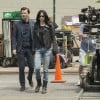 Bevy Of Jessica Jones Photos See Marvel's Private Eye Spring Into Action