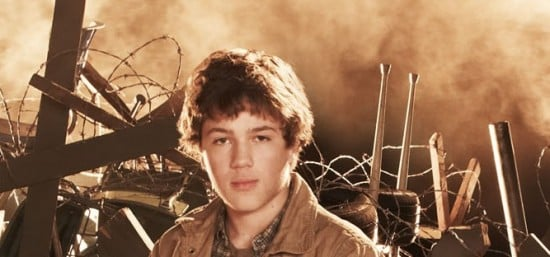 Interview With Connor Jessup On Falling Skies And Amy George