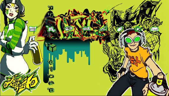 It Certainly Looks Like Jet Set Radio Is Coming To XBLA And PSN