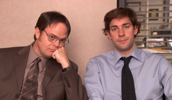 jim dwight the office 0 The Office: Top 10 Jim And Dwight Pranks