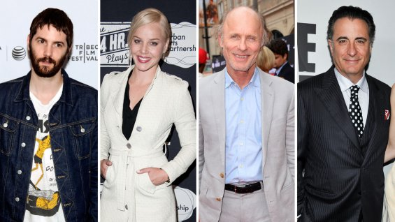 Jim Sturgess, Abbie Cornish, Ed Harris And Andy Garcia In Talks For Geostorm