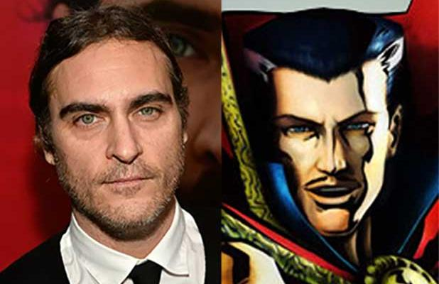 Joaquin Phoenix Is Out Of The Running For Doctor Strange