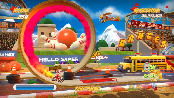 CONTEST: Win Early Codes For Joe Danger: Special Edition's Santa DLC