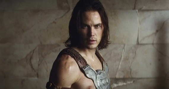 john carter taylor kitsch John Carter Sequel Would Have Been Awesome, Says Taylor Kitsch
