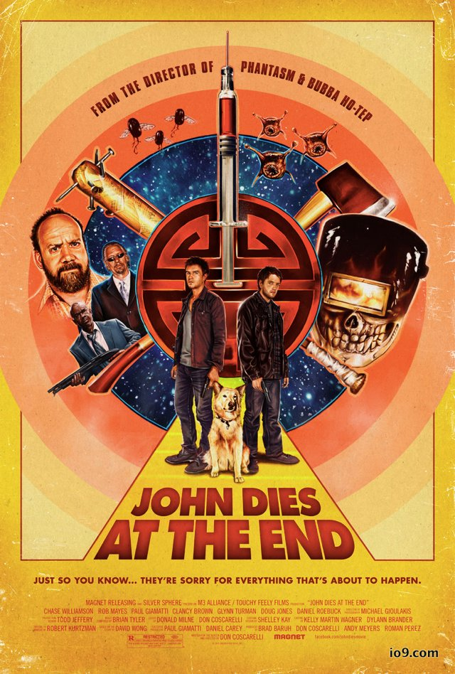 New Poster Revealed For Sci-Fi Horror Mash-Up John Dies At The End