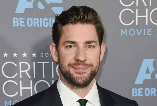 Amazon Greenlights Jack Ryan Series Starring John Krasinski