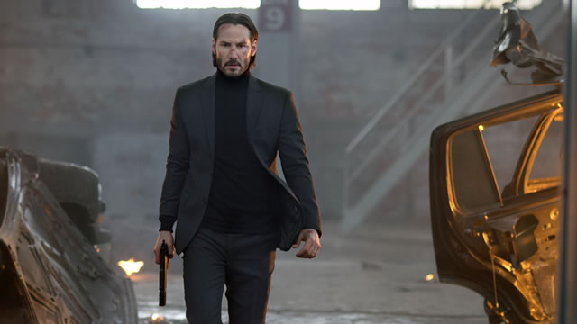 It Ain't Over In The First Promo Poster For John Wick: Chapter Two