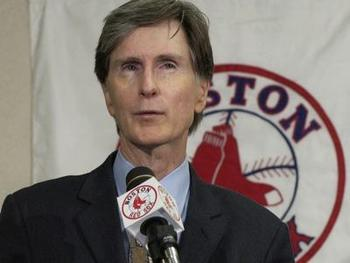 Red Sox's Owner Fined $500,000