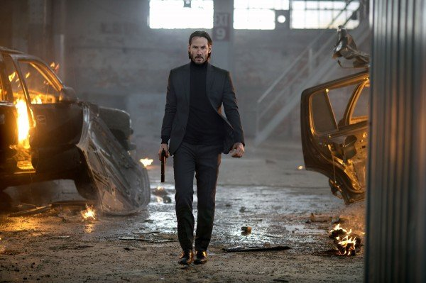 First Poster Lands For Keanu Reeves Hitman Actioner John Wick