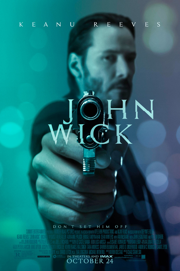 Keanu Reeves Is Definitely Back In This Action-Packed Final Trailer For John Wick
