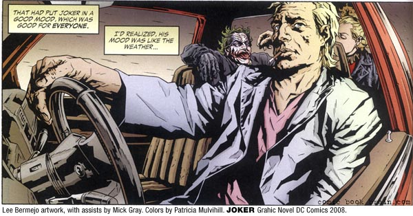 Jim Parrack To Play Joker Henchman Jonny Frost In Suicide Squad
