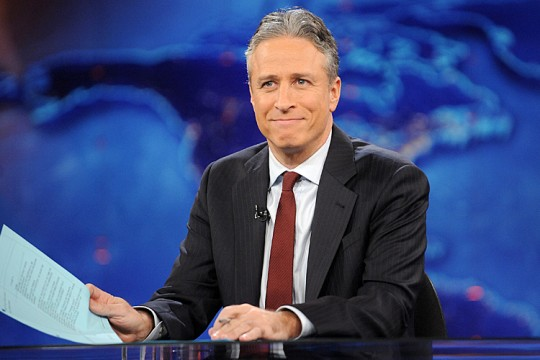 Jon Stewart To Exit The Daily Show