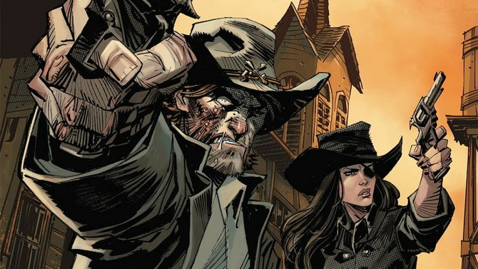 DC's Legends Of Tomorrow Will Feature Western Antihero Jonah Hex