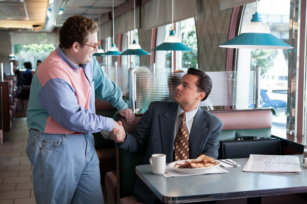 jonah hill leonardo dicaprio the wolf of wall street The Wolf Of Wall Street Gallery