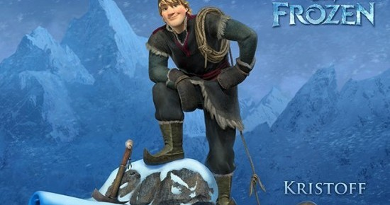 Roundtable Interview With Jonathan Groff On Frozen