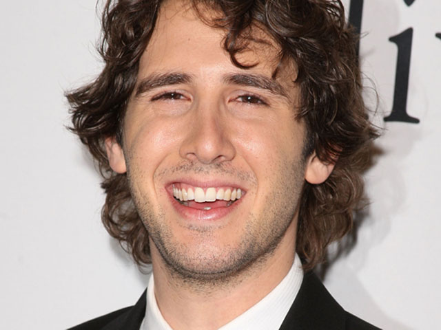 joshgroban Josh Groban Joins The Office As Ed Helms Brother