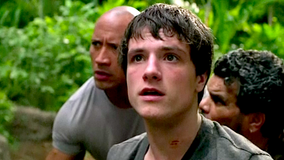 Journey 2: The Mysterious Island Coming To Blu-Ray In June