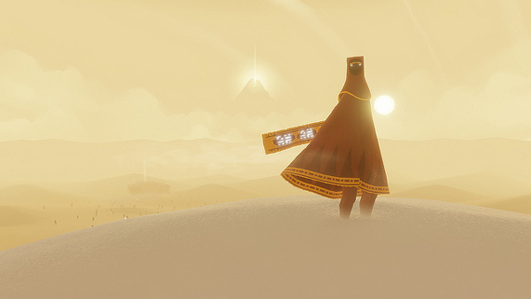 [Update] Journey PlayStation 4 Port Confirmed By thatgamecompany