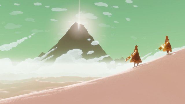 PlayStation 4 Version Of Acclaimed Indie Journey Is Imminent