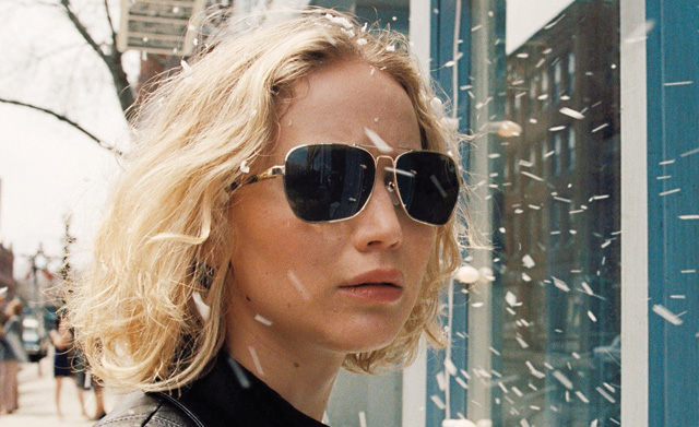 Jennifer Lawrence Looks To The Stars In Stirring First Poster For David O. Russell's Joy