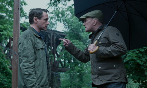 First Image From The Judge Features Robert Duvall And Robert Downey Jr.