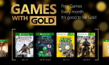 Assassin's Creed IV: Black Flag And Gears Of War 3 Topline July's Xbox Live Games With Gold