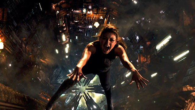 First Jupiter Ascending Posters Feature Channing Tatum And Mila Kunis