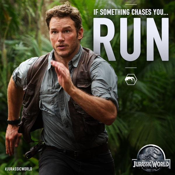Two New Images Are Here To Prepare You For Jurassic World