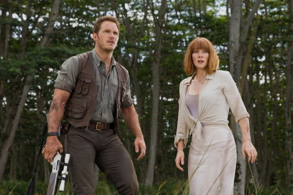 Jurassic World 2 Set Photo Harkens Back To A Classic