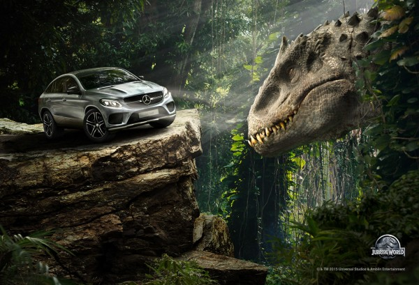 Indominus Rex Revealed In Jurassic World Ad