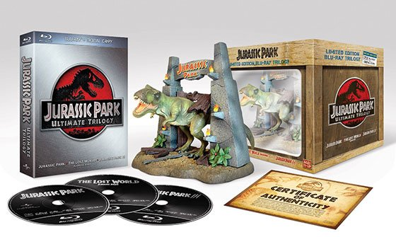We Got This Covered's Deals Of The Day: Jurassic Park Ultimate Trilogy Gift Set