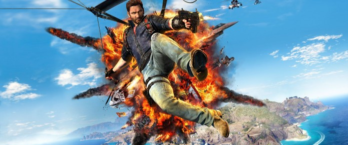 Just Cause 3 Hands-On Preview [NYCC 2015]