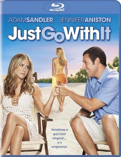 Just Go With It Blu-Ray Review
