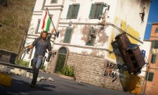 Just Cause 3 Launch Trailer Spotlights Rico's Particular Set Of Skills