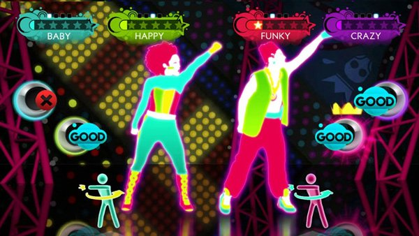 Just Dance 4 Announced For October