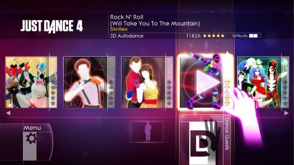 justdance41 e1349791493158 Just Dance 4 Review