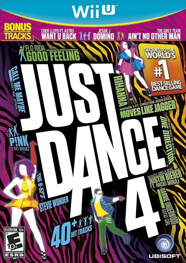 Just Dance 4 (Wii U) Review
