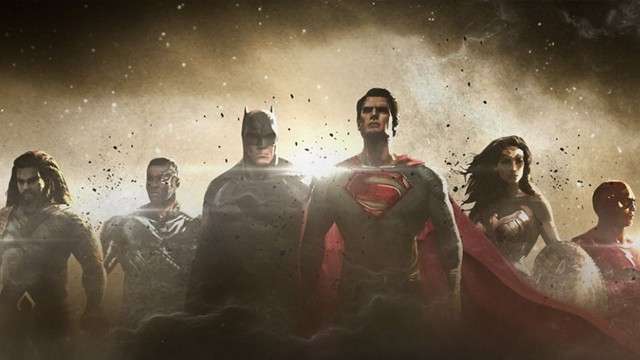 Big Justice League News Coming On Tuesday